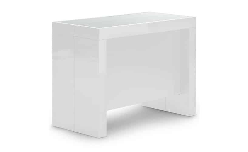 Table Console Bois Pourquoi Avoir Cette Console Extensible